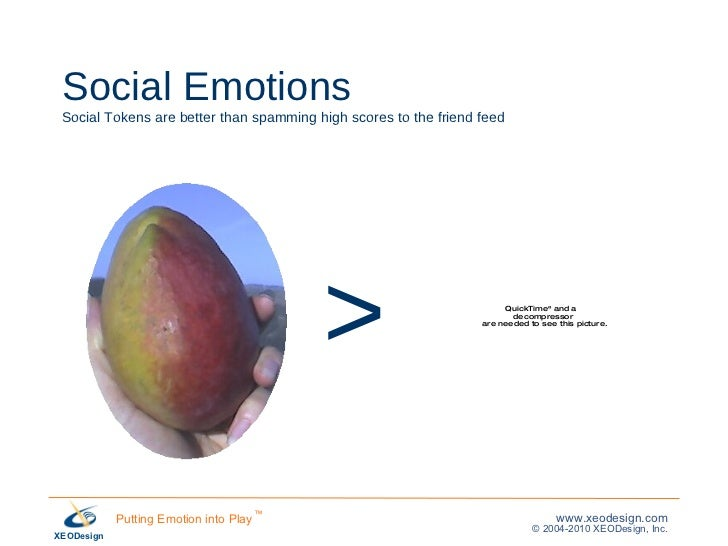 The 4 Most Important Emotions for Social Games, Nicole Lazzaro 100311 Slide 3