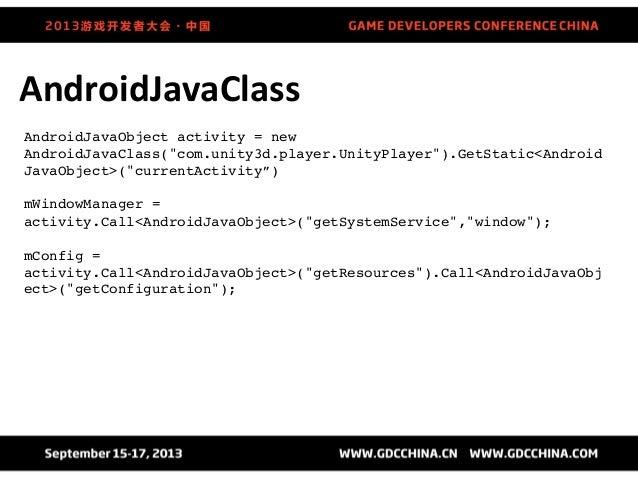 Native Code is Dead AKA Cross Platform Development with Unity 3D