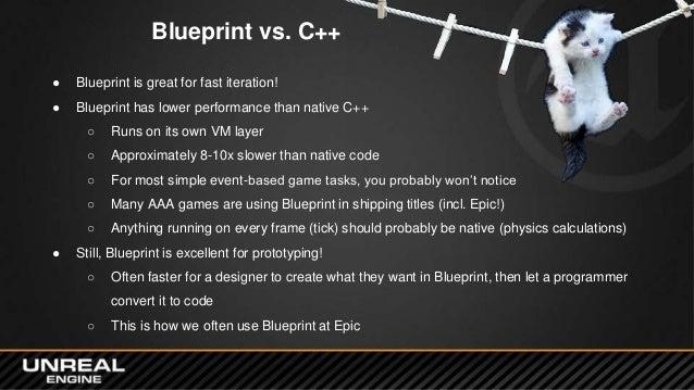 Gdce 2015 blueprint components to c blueprint vs malvernweather Gallery