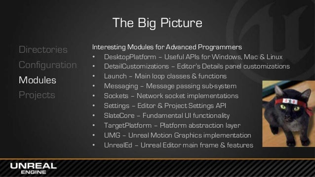 GDC Europe 2014: Unreal Engine 4 for Programmers - Lessons Learned & …