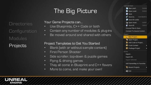 Gdc europe 2014 unreal engine 4 for programmers lessons learned control providers 15 malvernweather Choice Image