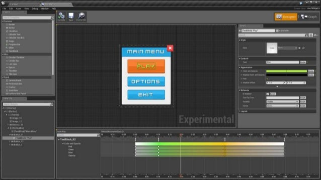 Gdc europe 2014 unreal engine 4 for programmers lessons learned malvernweather Choice Image