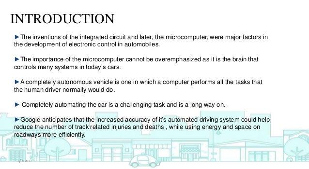 Google U0026 39 S Driverless Car