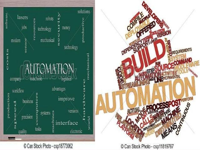 • Automation can only follow one set of operations at a time. • Robots are made to perform several jobs at once.