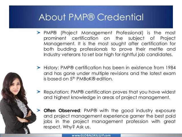 PMP Exam Guidance