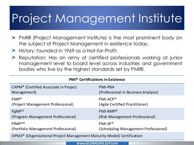PMP Course Materials