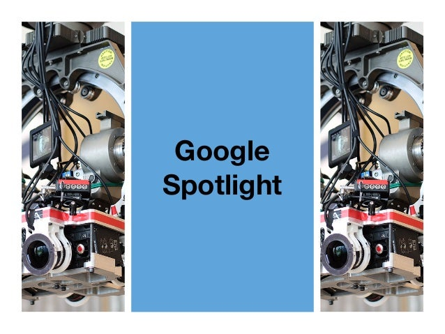 Google Spotlight 360 movie projects for Mobile devices