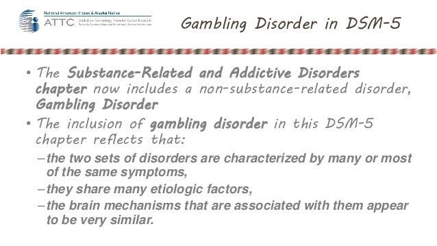 Dsm 5 pathological gambling criteria new mexico casino regulation