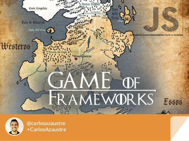 @carlosazaustre +CarlosAzaustre