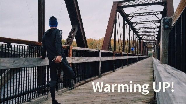 Warming UP! https://www.pexels.com
