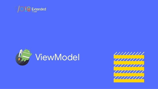 Model ViewModel  (Not AAC) Presenter Repository View Databinding The past