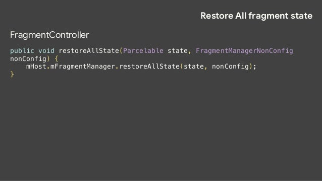 ViewModel could do ! Handle configuration changes?