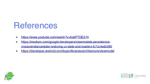 Android Jetpack: ViewModel and Testing