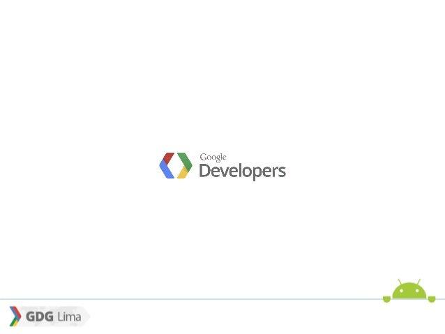 Introducción al Desarrollo de  Aplicaciones para Android  Armando Picón  http://about.me/apiconz  David Motta  http://abou...