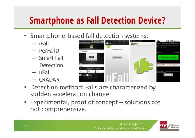 Android Emergency Alert With Fall Detection