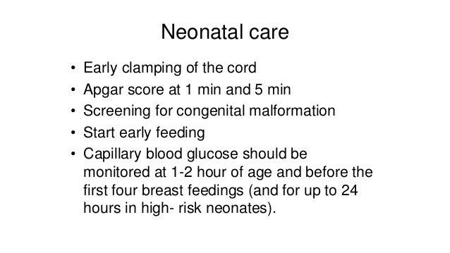 Gestational diabetes mellitus encourage breatfeeding 30 sciox Gallery