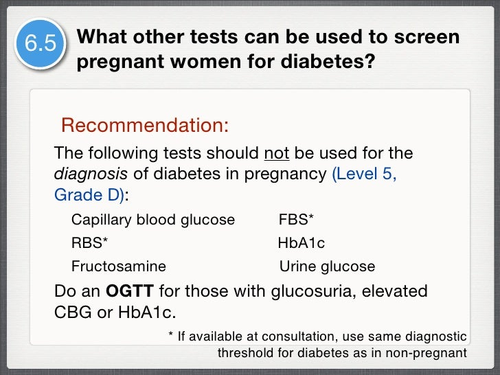 Philippine cpg on diagnosis screening for gestational diabetes considered gestational diabetes 52 65 what other tests can be used to screen pregnant women for sciox Gallery