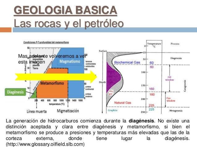 La generación de hidrocarburos comienza durante la diagénesis. No existe una distinción aceptada y clara entre diagénesis ...