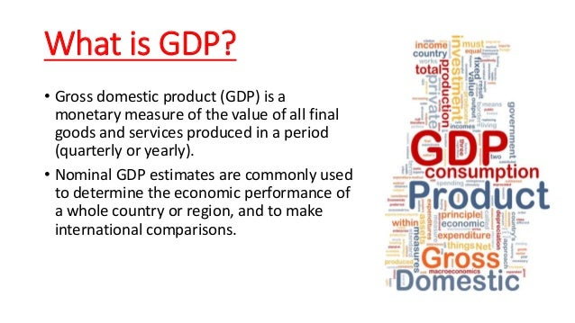 Gross Domestic Product  >> Gross Domestic Product Gdp