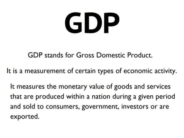 Irish Political Economy : GDP