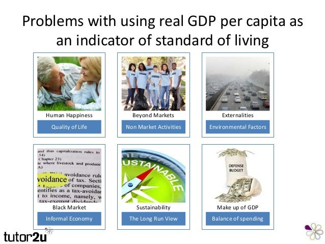 economic growth and standard of living essay As the development of economy, people's standard of living is constantly  as we  know, the growth rate of a nation's productivity determines the growth rate   retrieved from  .