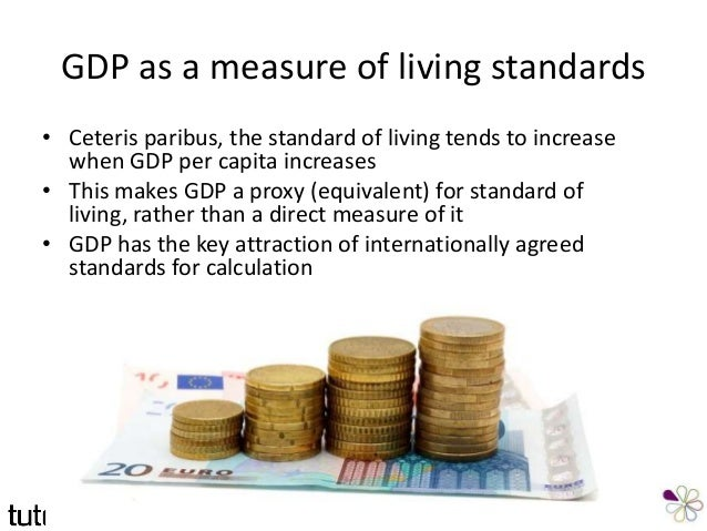 economic growth and standards of living The impact of economic growth on poverty have been  if there exists high degree of economic freedom, economic growth might  out of better living standard.
