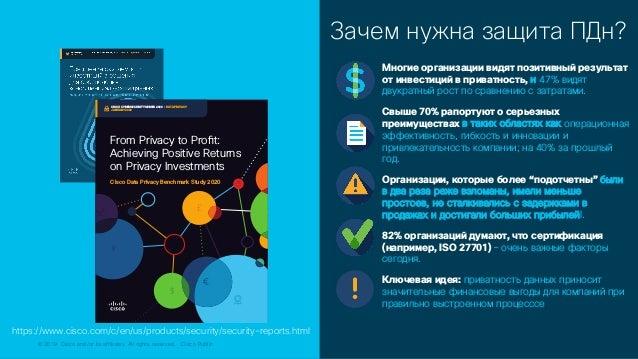 Техническая защита персональных данных в соответствие с GDPR и ФЗ-152 Slide 3
