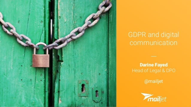 GDPR - All You Need To Know