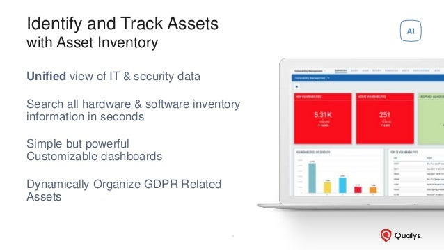 Unified view of IT & security data Search all hardware & software inventory information in seconds Simple but powerful Cus...