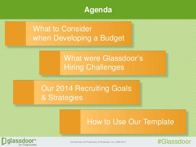 Glassdoor Recruiting Budget Webinar