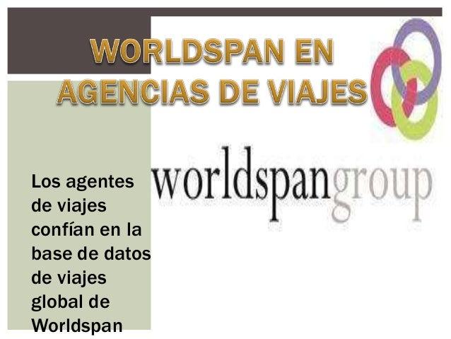 Learn Worldspan Online