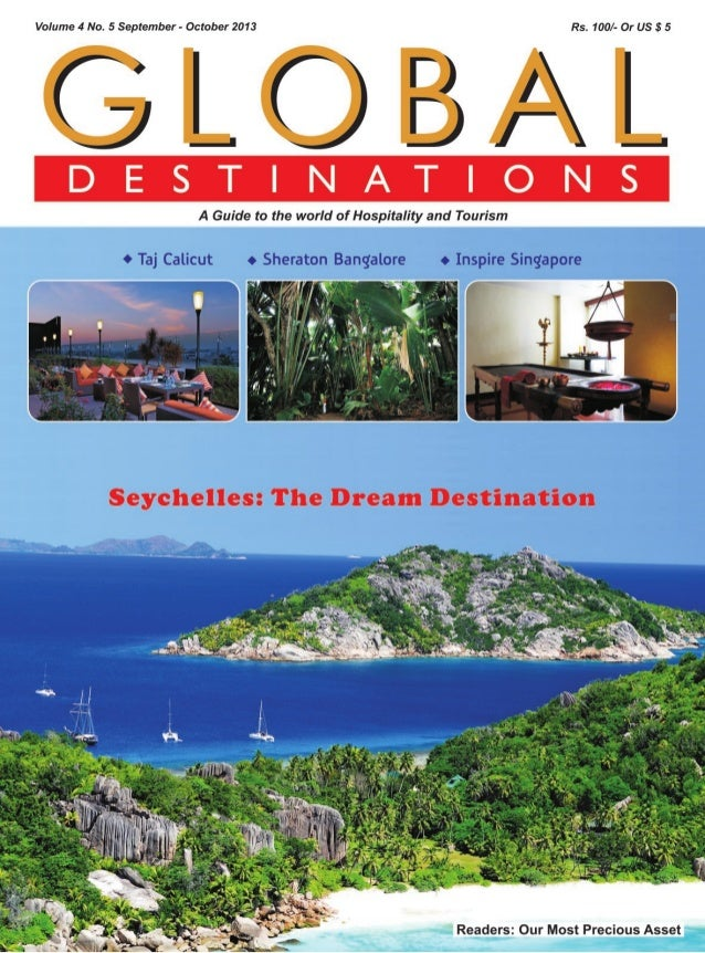 Cover Story  Seychelles: The top rated beach in the world  Seychelles was recently rated the number one beach among the to...