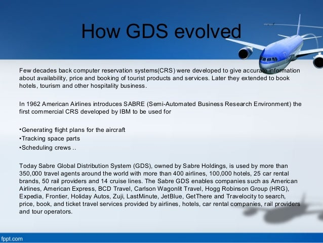 Videcom Airline Reservation Systems and Airport Departure Control
