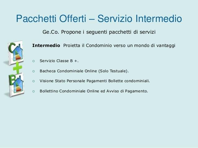 Propone I Seguenti Pacchetti Di Servizi; 8.