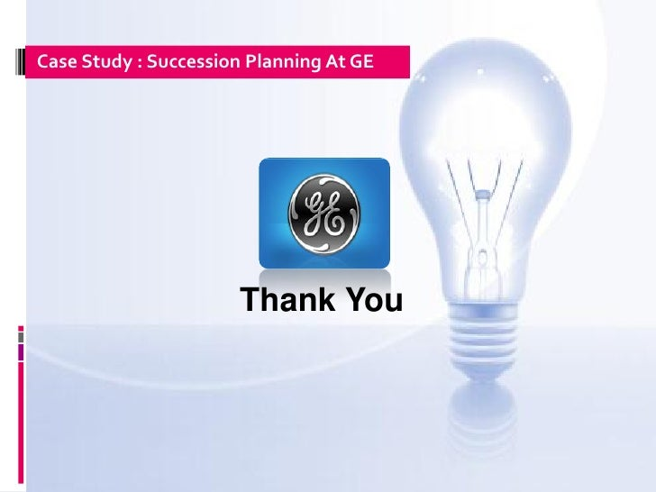 ge case study Ge is squeezing time from the way it makes, buys and sells everything from plastic to jet engines the cost savings are real but going to real time will also trigger job losses and tougher management.
