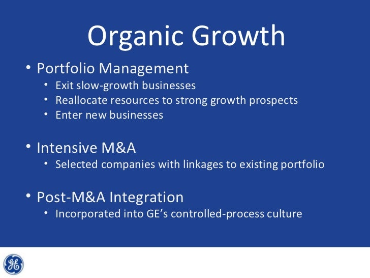 ge growth strategy the immelt initiative Bus599 wk9 discussion question 1 ge's growth strategy did not stop at the acquisition of new businesses eric s references: bartlett, c a (2006) ge's growth strategy: the immelt initiative (tn) harvard business school teaching note, 906-419.