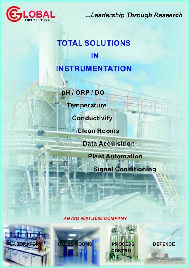 Global Electronics, Hyderabad, Industrial Instruments and Systems