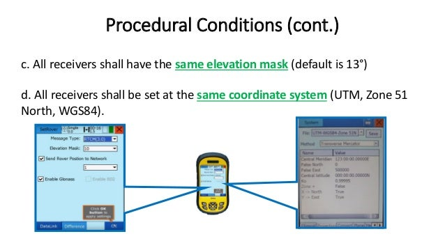 Ge 122 lecture 1 (GEODETIC CONTROL SURVEY) by: Broddett