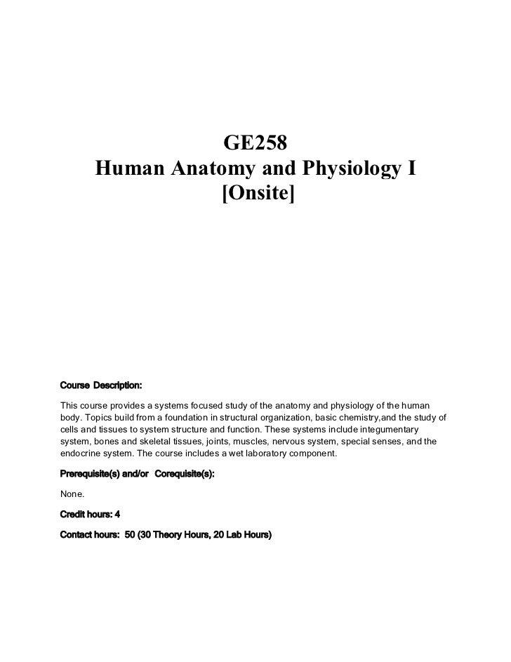 Ge258 17 syllabus