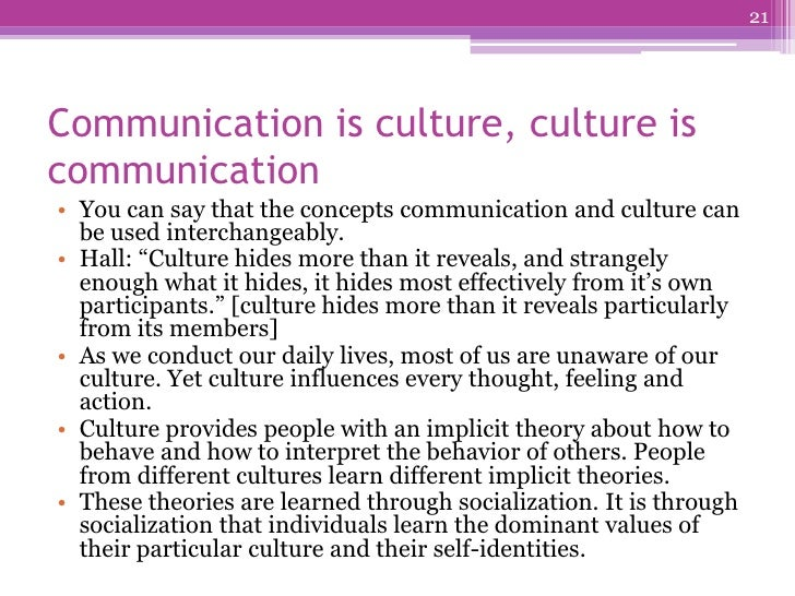 5 dimensions of communication