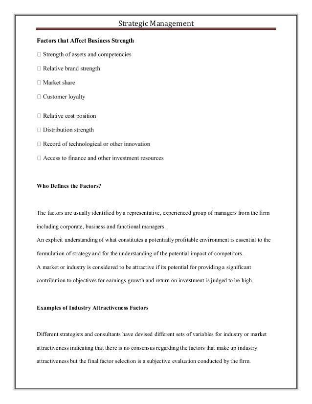 Enduring Ideas: The GE–McKinsey nine-box matrix