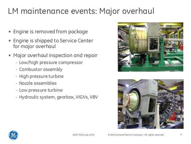 GE ADGT Services Advantages
