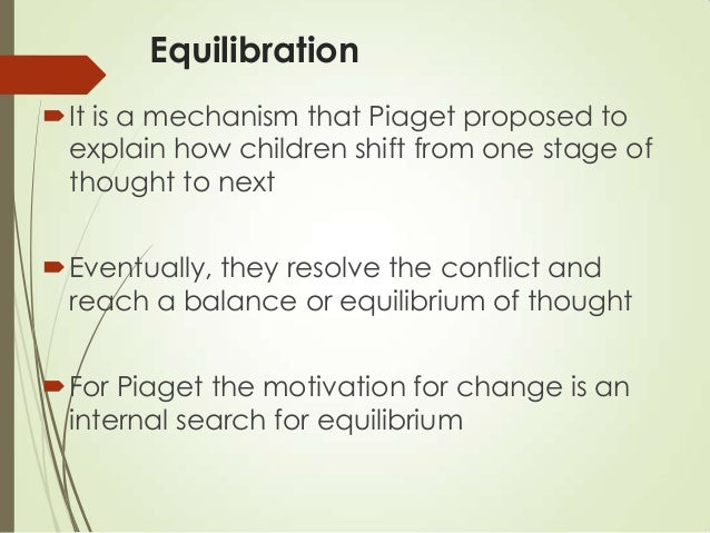 example of assimilation piaget