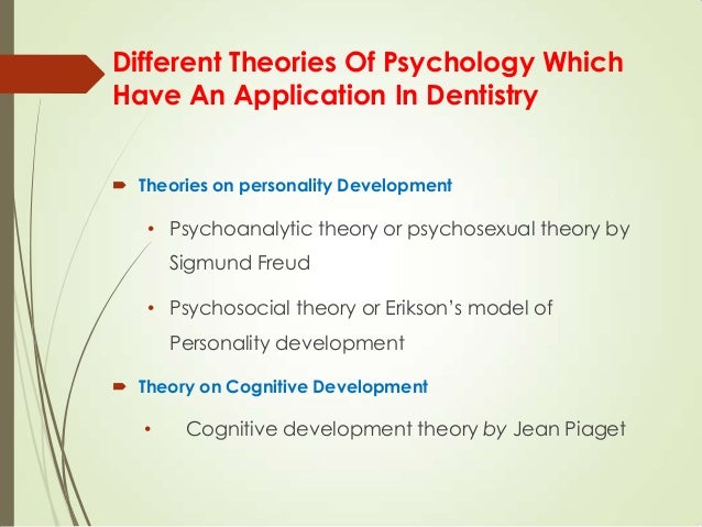 psychology and person development theorists Learn the developmental tasks involved in the social and emotional development of the young person acquires child development child psychology.