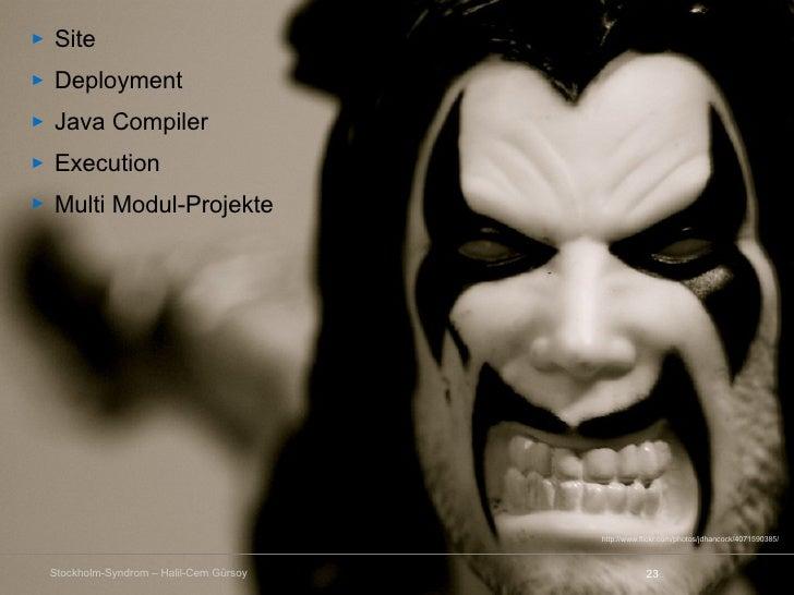 ►   Site►   Deployment►   Java Compiler►   Execution►   Multi Modul-Projekte                                           htt...
