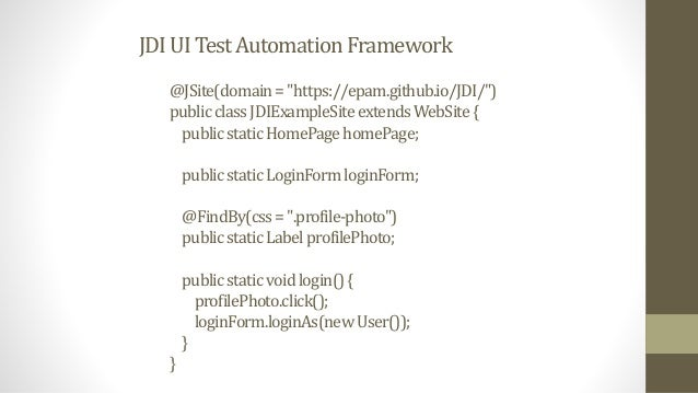 Automated Acceptance Testing with Style http://www.thucydides.info/#/