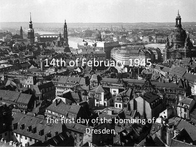 bombing of dresden Bombing of dresden in world war ii's wiki: the bombing of dresden was a british/american aerial bombing attack on the city of dresden.