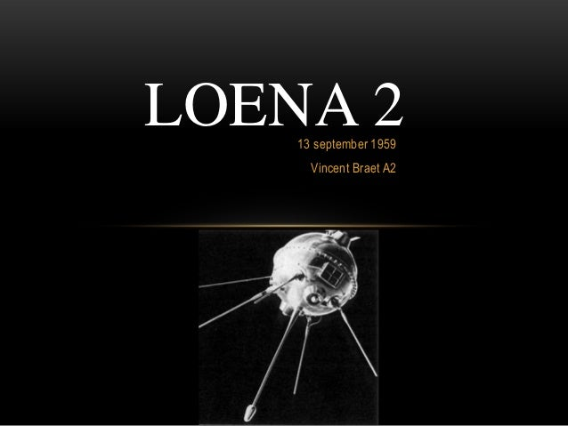 LOENA 2 13 september 1959  Vincent Braet A2
