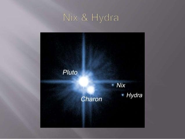 ONTDEKKING NAAM   Gefotografeerd door  Hubble op 15/18/05/2005   Nyx is de griekse goddin  van duisternis en nacht en  d...