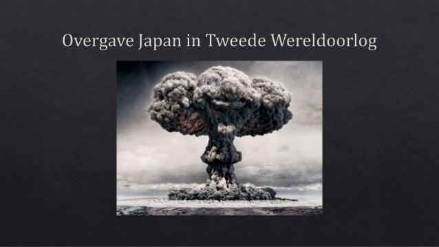 Overgave Japan